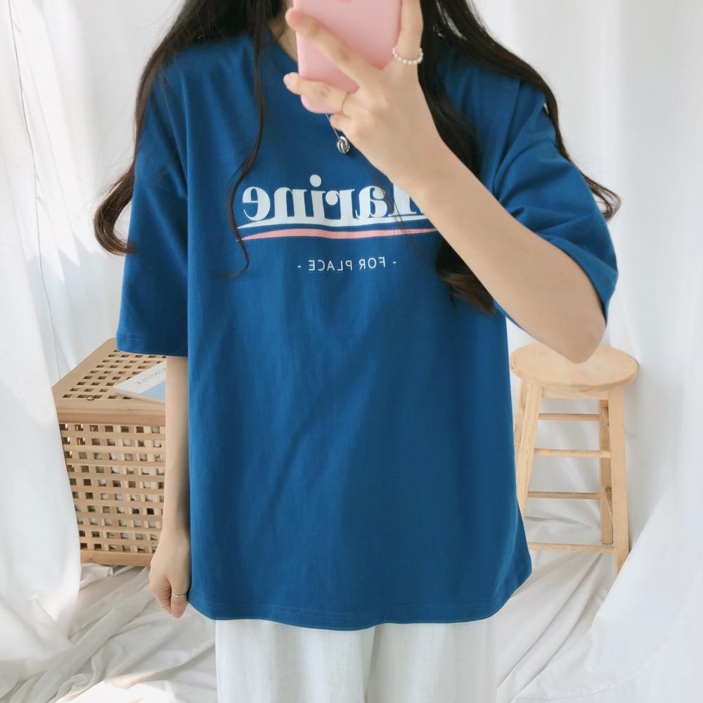 マリン半袖Tシャツ (t1122)