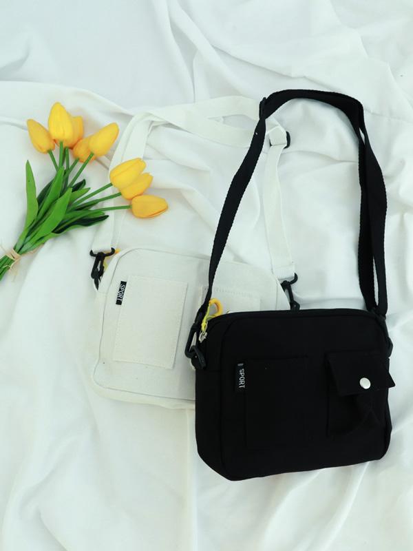 ミッドキャンバスバッグ (bag022)