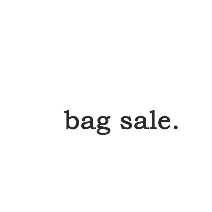 【全商品1500円】バッグセール1