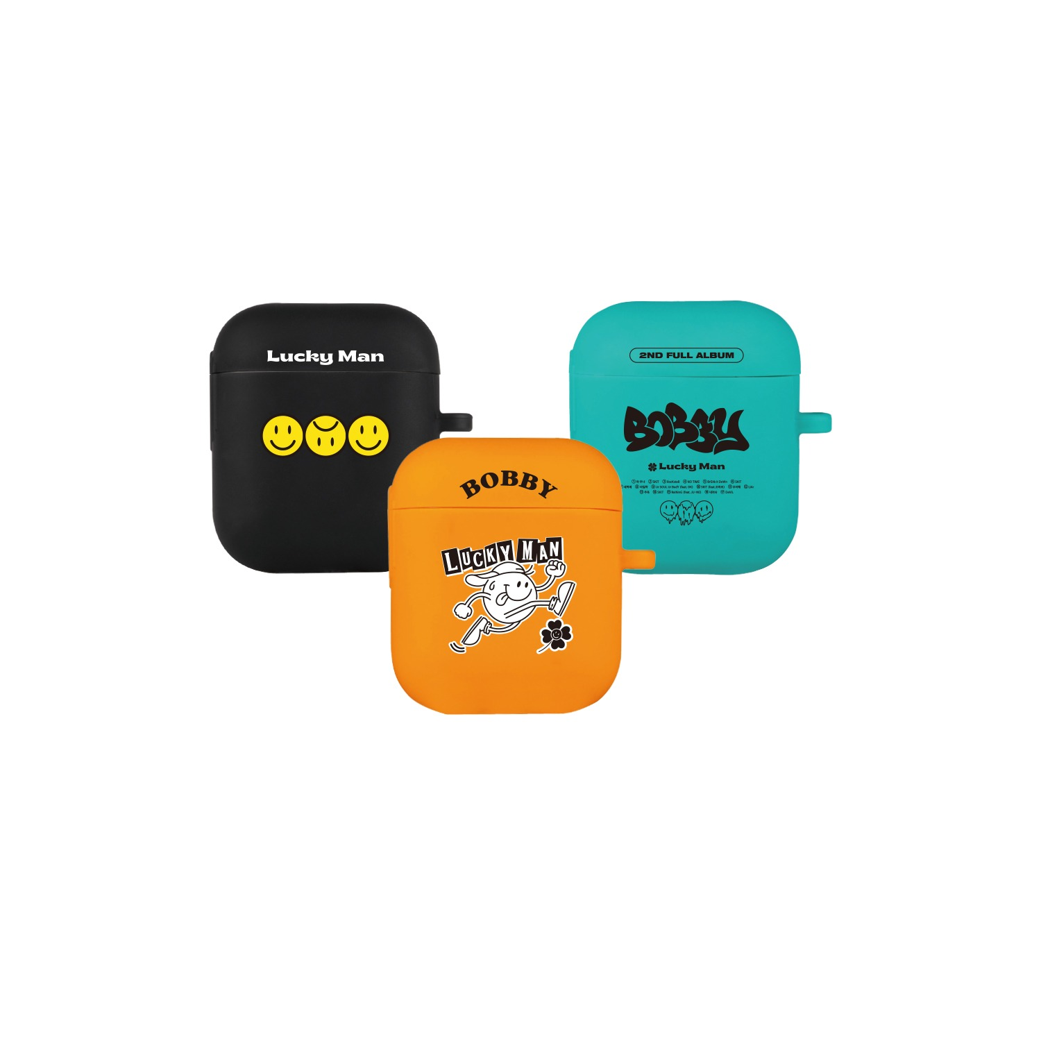 [TRADIT] BOBBY AIRPODS CASE_LUCKYMAN