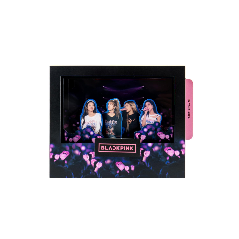 [POPUP] BLACKPINK POP-UP CARD TYPE 2