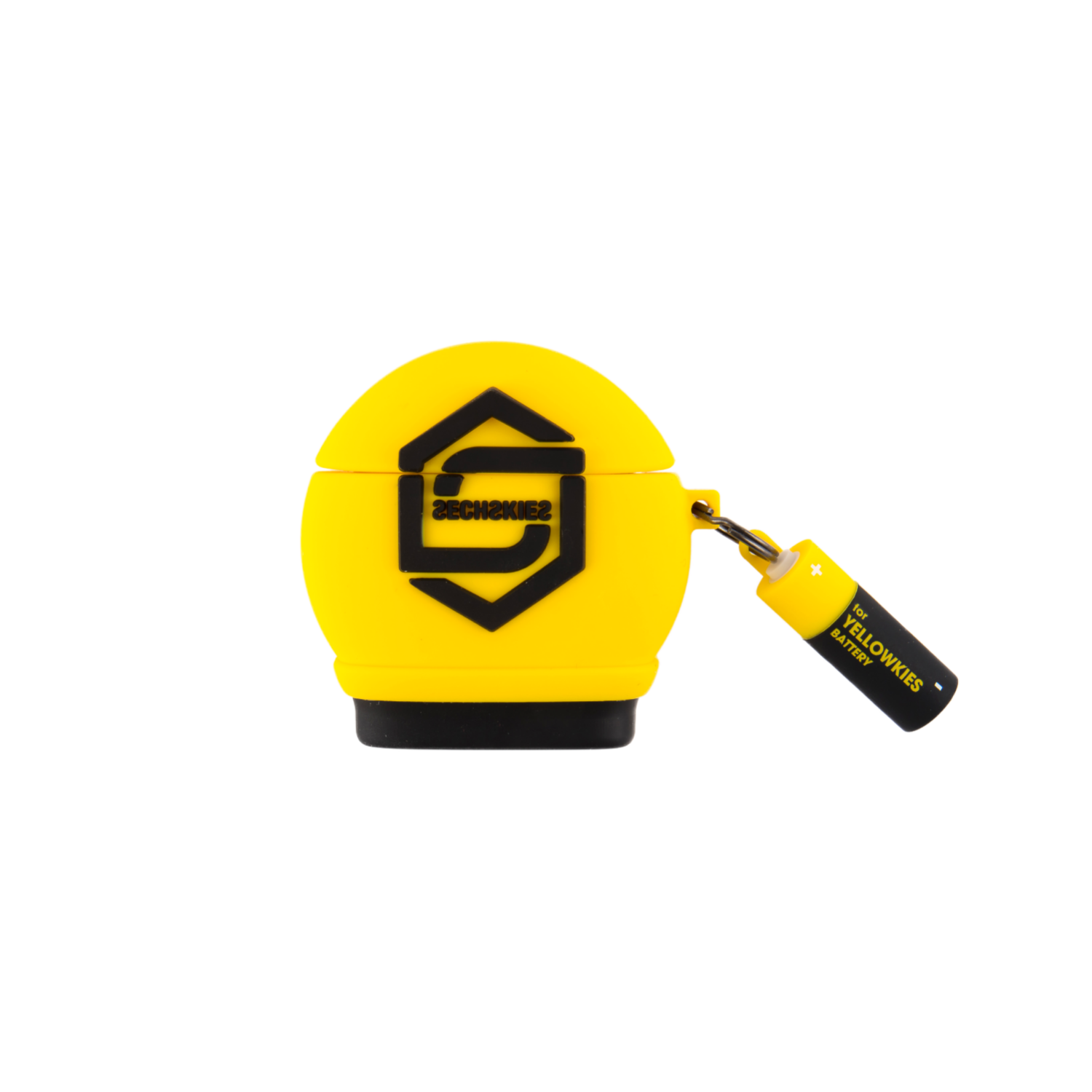 SECHSKIES AIRPODS SILICONE CASE SET