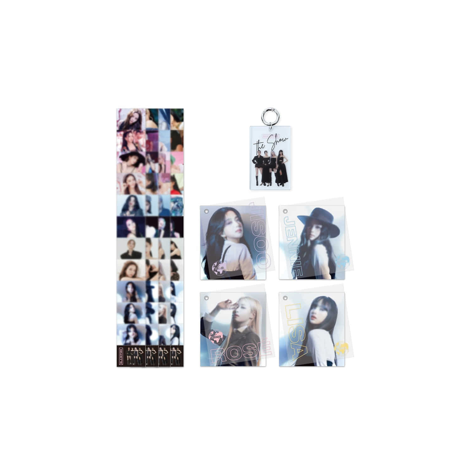 [THESHOW] BLACKPINK POSTCARD PACKAGE