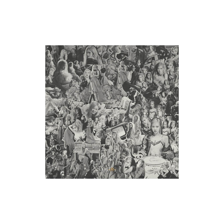 Rosé First Single Vinyl LP -R- [Limited Edition]