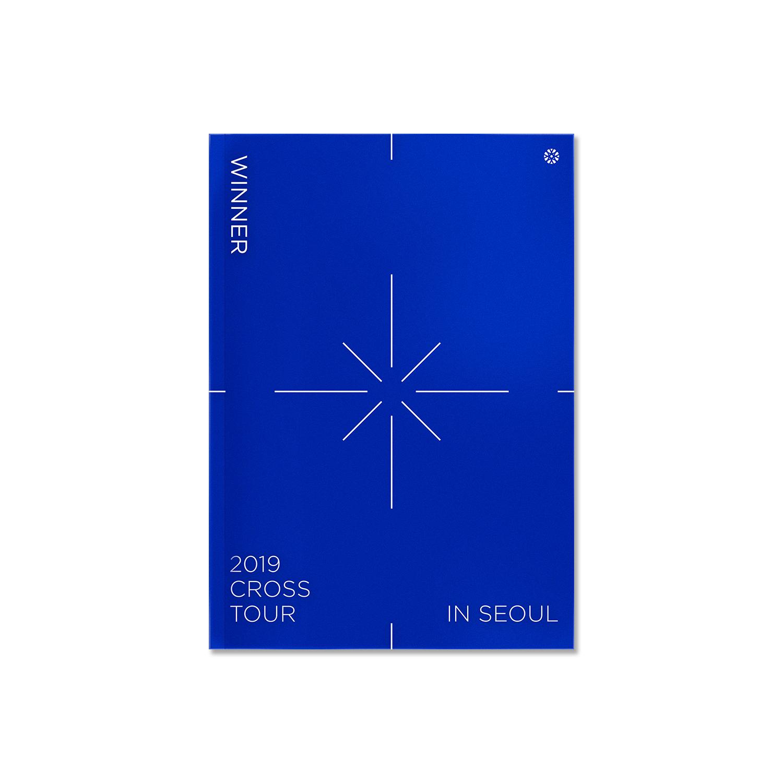 WINNER 2019 CROSS TOUR IN SEOUL [DVD+LIVE CD]