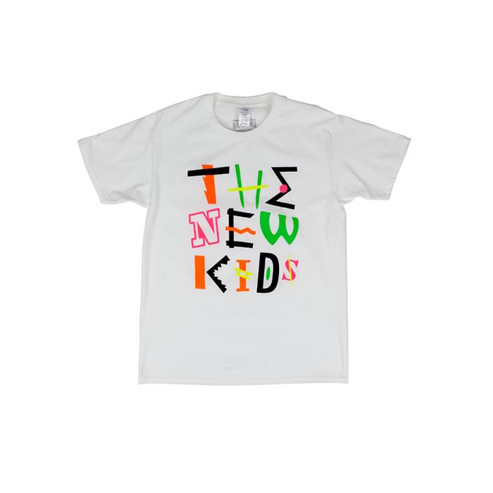 [NEWKIDS] iKON T-SHIRTS TYPE 1_WHITE