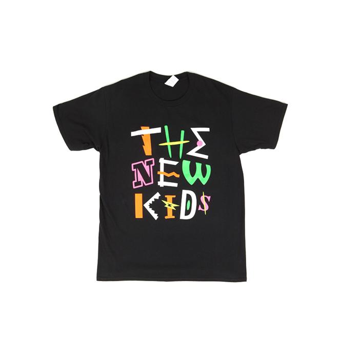 [NEWKIDS] iKON T-SHIRTS TYPE 1_BLACK