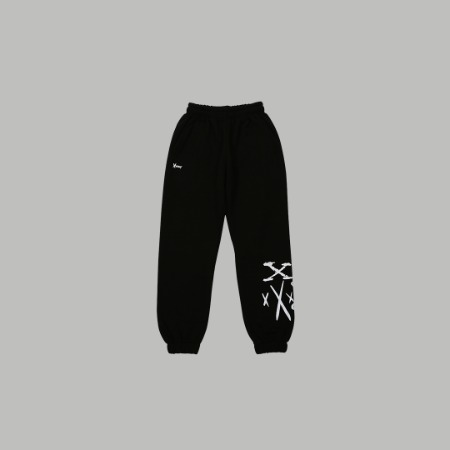 [XACADEMY] NYLON SWEATPANTS