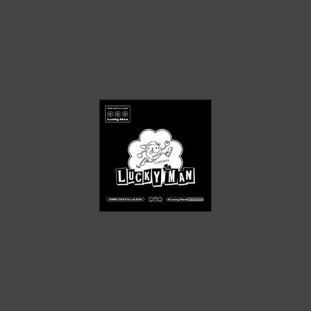 BOBBY 2nd FULL ALBUM [LUCKY MAN] KiT ALBUM