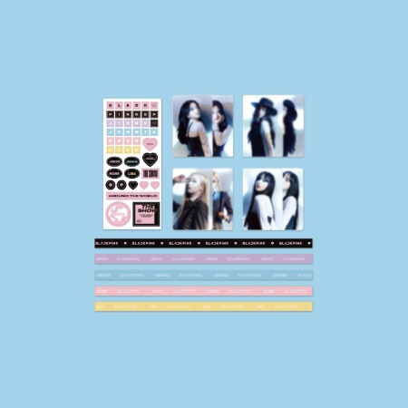 [THESHOW] BLACKPINK DIY PHONECASE KIT