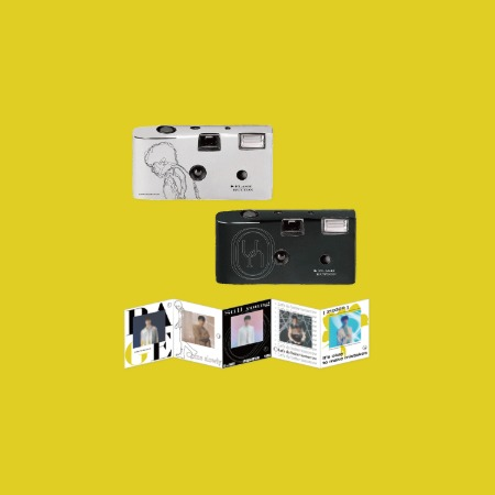 [PAGE] KANG SEUNG YOON DISPOSABLE CAMERA + PHOTO SLIDE SET