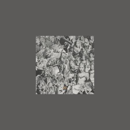 Rosé First Single Album -R- Kit Album