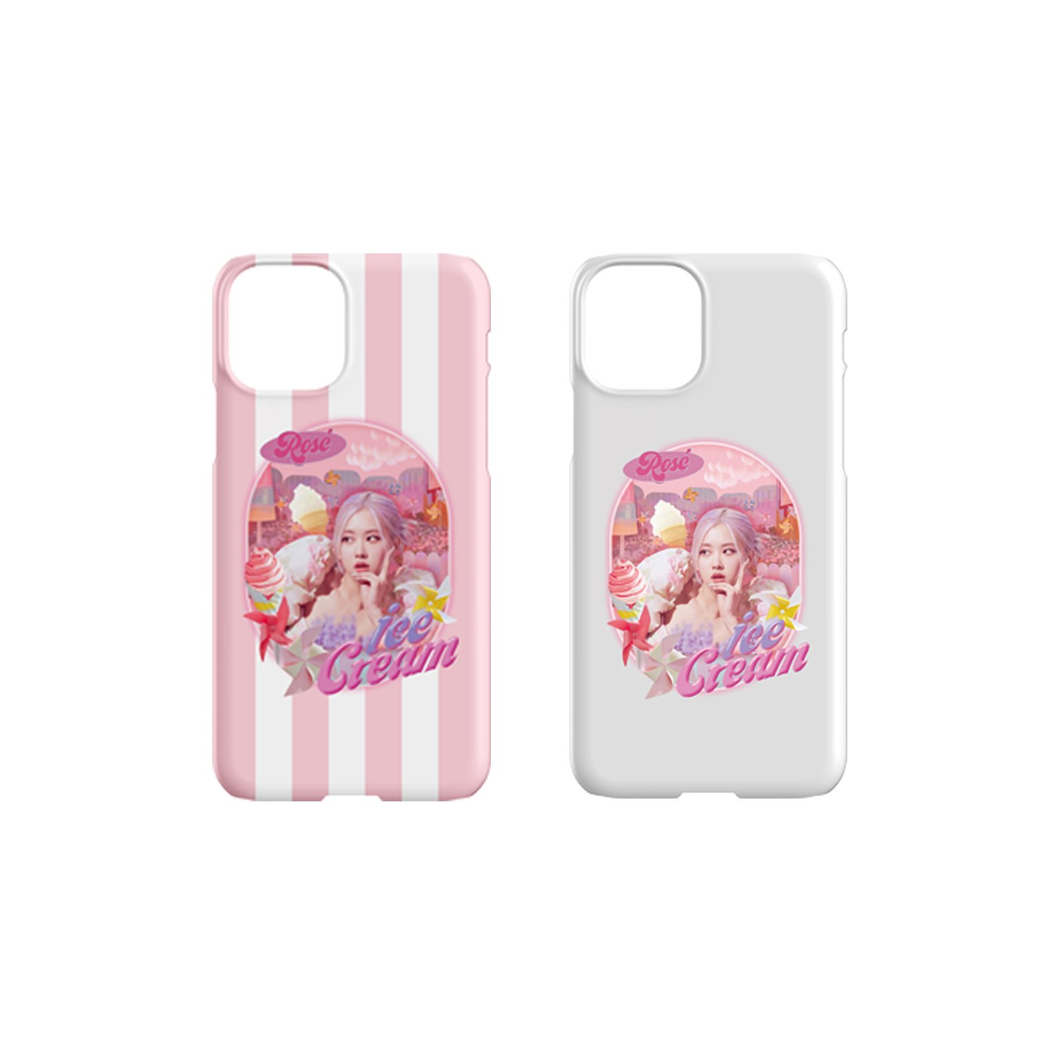 [WOYC] BLACKPINK PHONECASE_ICECREAM MV_ROSÉ
