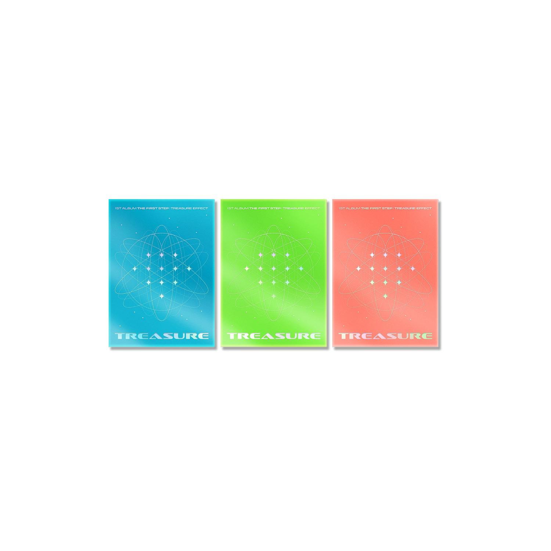 TREASURE 1ST ALBUM [THE FIRST STEP : TREASURE EFFECT]