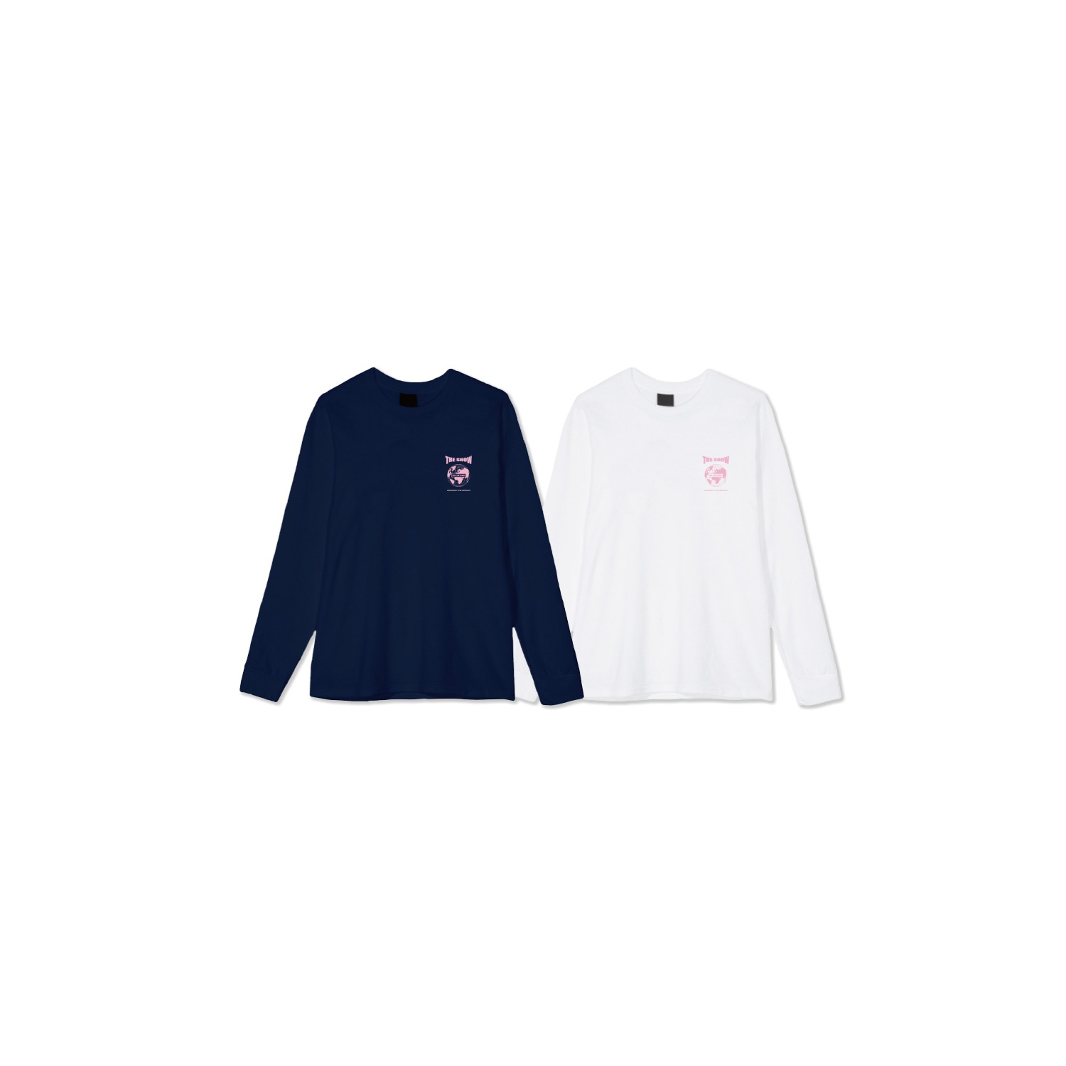 [THESHOW] BLACKPINK LONG SLEEVE T-SHIRTS_TYPE 1