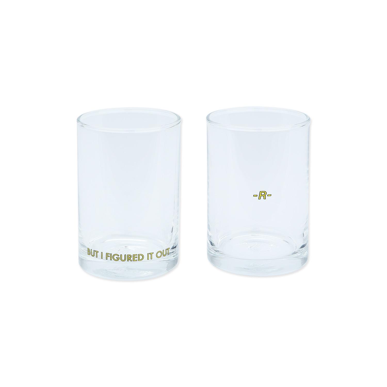 [-R-] ROSÉ GLASSES SET