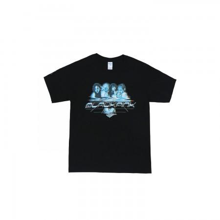 [H.Y.L.T] BLACKPINK T-SHIRTS_BLACK