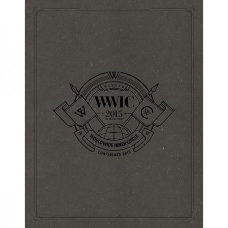WINNER WWIC 2015 IN SEOUL DVD - WORLDWIDE INNER CIRCLE CONFERENCE 2015 -