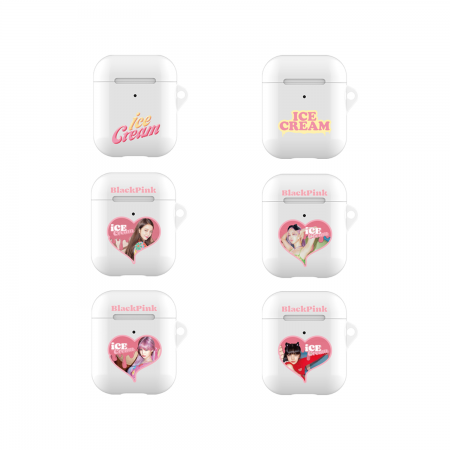 [ICECREAM] BLACKPINK ICECREAM AIRPODS CASE