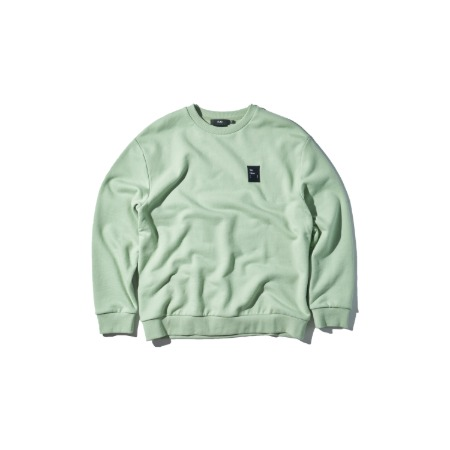 PLAC X MINOYOON LOGO ARTWORK SWEATSHIRTS_MINT