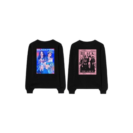 [SOPOOOM] BLACKPINK THEALBUM SWEATSHIRTS