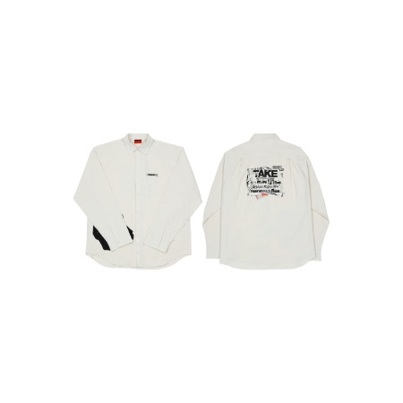 [TAKE] MINO OVERFIT SHIRTS