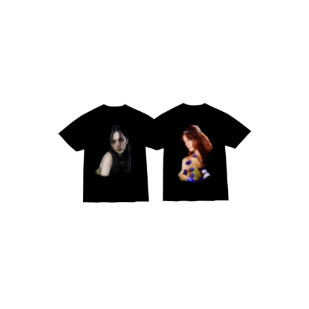 [SOPOOOM] BLACKPINK THE SHOW PHOTO T-SHIRTS_JISOO