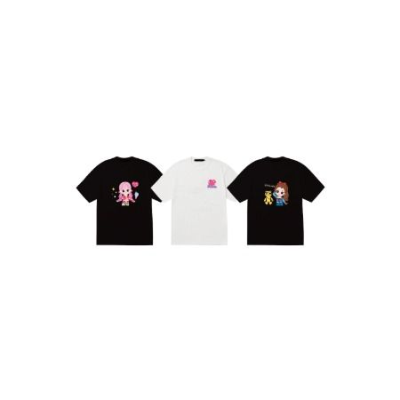 [THESHOW] BLACKPINK CHARACTER T-SHIRTS_JENNIE