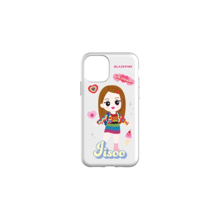 [THESHOW] BLACKPINK ICECREAM PHONECASE_JELLY2_JISOO