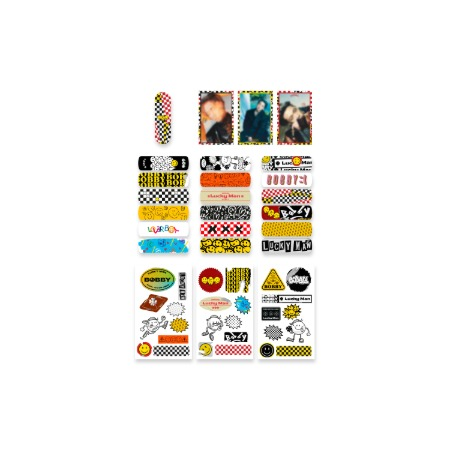 [LUCKYMAN] BOBBY DIY PHONECASE KIT