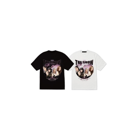 [SOPOOOM] BLACKPINK THESHOW T-SHIRTS_TYPE 3