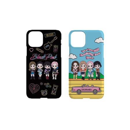 [THESHOW] BLACKPINK LOVESICK GIRLS PHONECASE_HARD_BLACKPINK