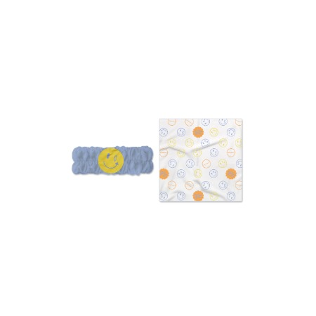 [MYTREASURE] TREASURE BATH HEADBAND + FACE TOWEL SET