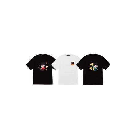 [THESHOW] BLACKPINK CHARACTER T-SHIRTS_LISA