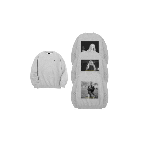 [-R-] ROSÉ PHOTO SWEATSHIRTS