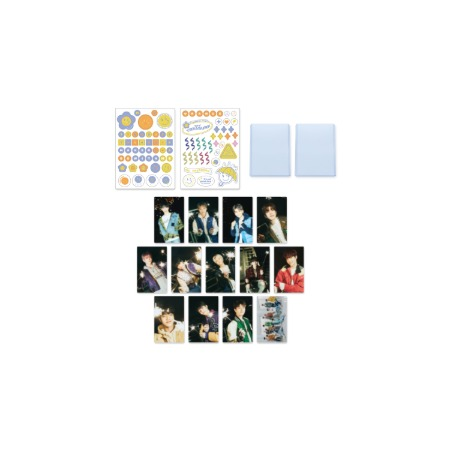 [MYTREASURE] TREASURE DIY PHOTO CARDS KIT