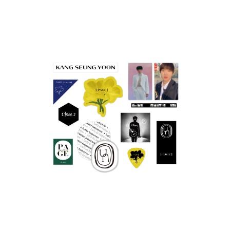 [PAGE] KANG SEUNG YOON DIY PHONECASE SET