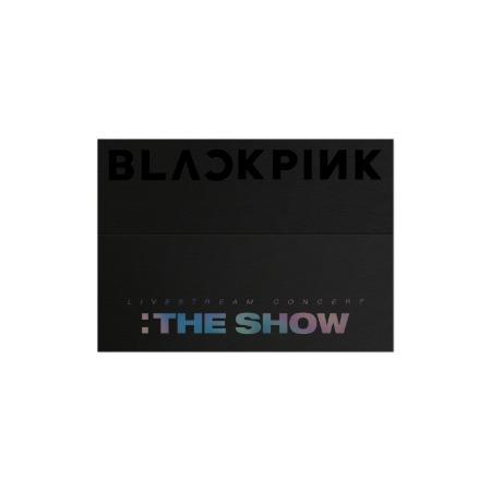 BLACKPINK 2021 [THE SHOW] DVD
