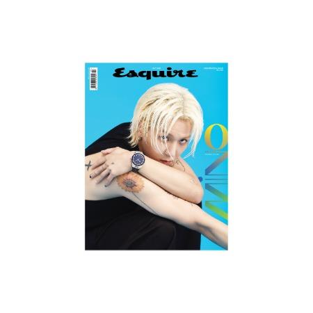 에스콰이어 Esquire 2021년 7월호(송민호) - C타입