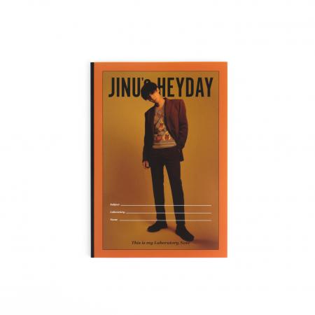 [HEYDAY] JINU NOTE