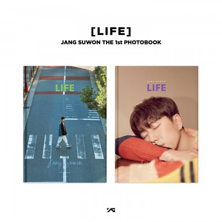 JANG SUWON THE 1st PHOTOBOOK -LIFE-