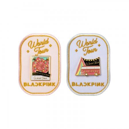 [WORLDTOUR] BLACKPINK PIN BADGE SET