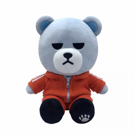 KRUNK ORANGE SWEATSUIT 25cm