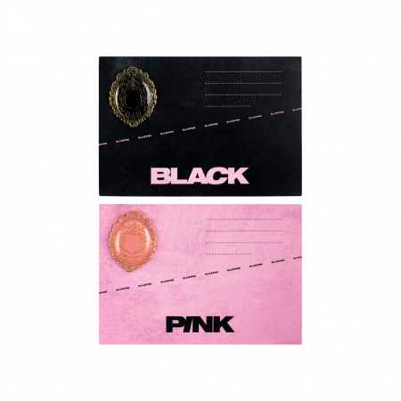 [KILLTHISLOVE] BLACKPINK KILL THIS LOVE BADGE