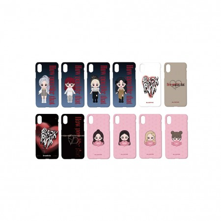 [WOYC] BLACKPINK H.Y.L.T PHONE CASE_iPhone