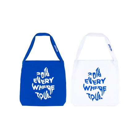 [EVERYWHERE] WINNER DOUBLE STRAP BAG