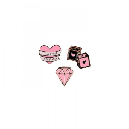 [CHAPTER1] BLACKPINK BADGE SET