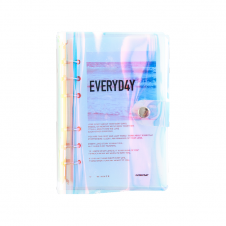 [EVERYD4Y] WINNER SELF CARE PLANNER
