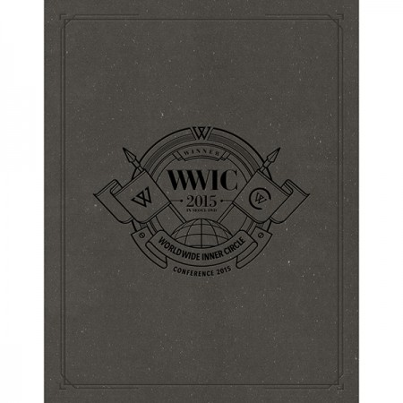 WINNER WWIC 2015 IN SEOUL DVD - WORLDWIDE INNER CIRCLE CONFERENCE 2015 -