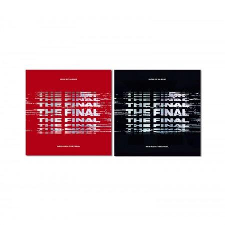 iKON EP ALBUM [NEW KIDS : THE FINAL]